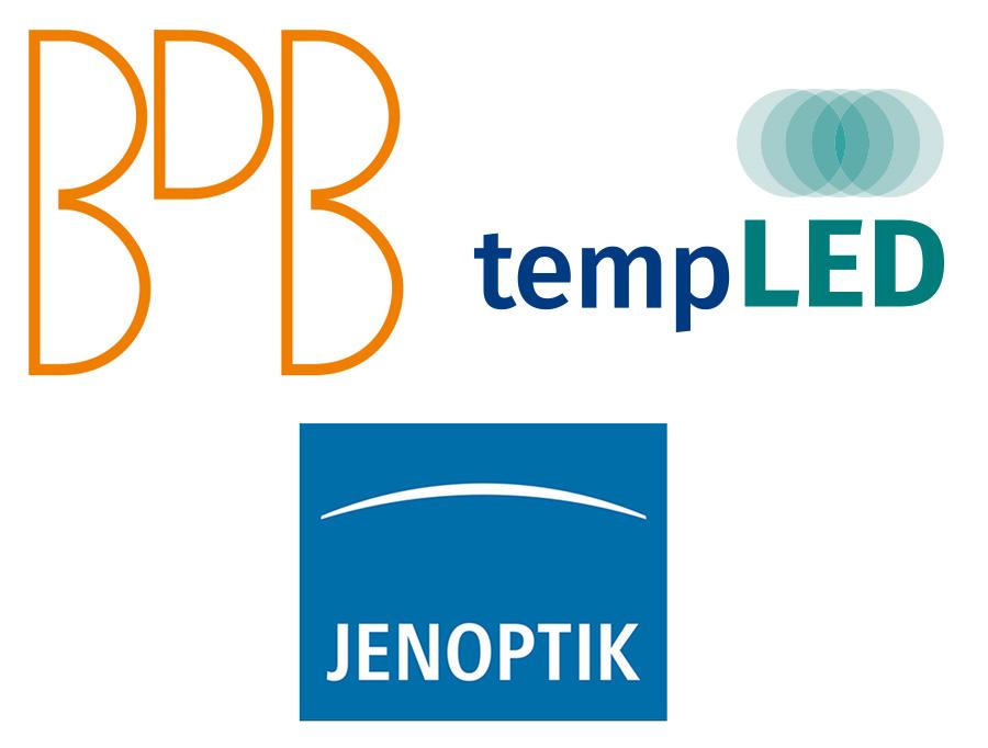 Ein starkes Team: der BDB, tempLED und Jenoptik