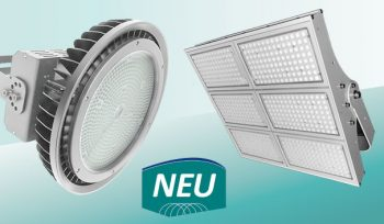 Power & Lighting - RayBeam 500 und RayField