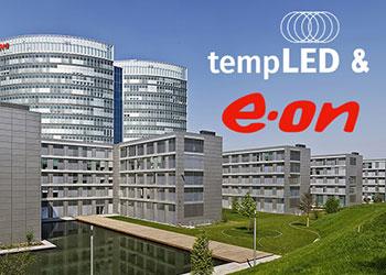 tempLED und EON